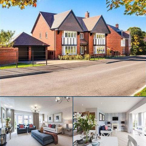 5 bedroom detached house for sale - Wedgwood Drive, Barlaston, STOKE-ON-TRENT