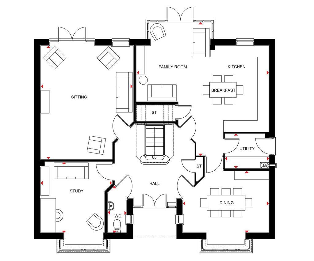 Floorplan 2 of 2: Amherst House