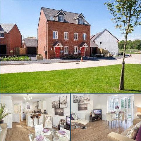 3 bedroom semi-detached house for sale - Wedgwood Drive, Barlaston, STOKE-ON-TRENT