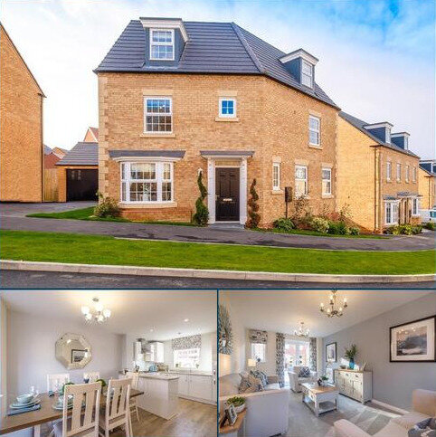 4 bedroom detached house for sale - Plot 257, KINGFISHER at KINGFISHER MEADOWS, Burford Road, Witney, WITNEY OX28