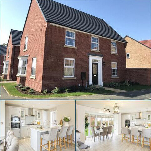 4 bedroom detached house for sale - Plot 31, Cornell at The Avenue, Park View (A43), Moulton, NORTHAMPTON NN3