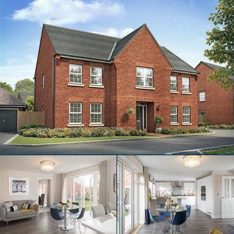 5 bedroom detached house for sale - Hanzard Drive, Wynyard, BILLINGHAM