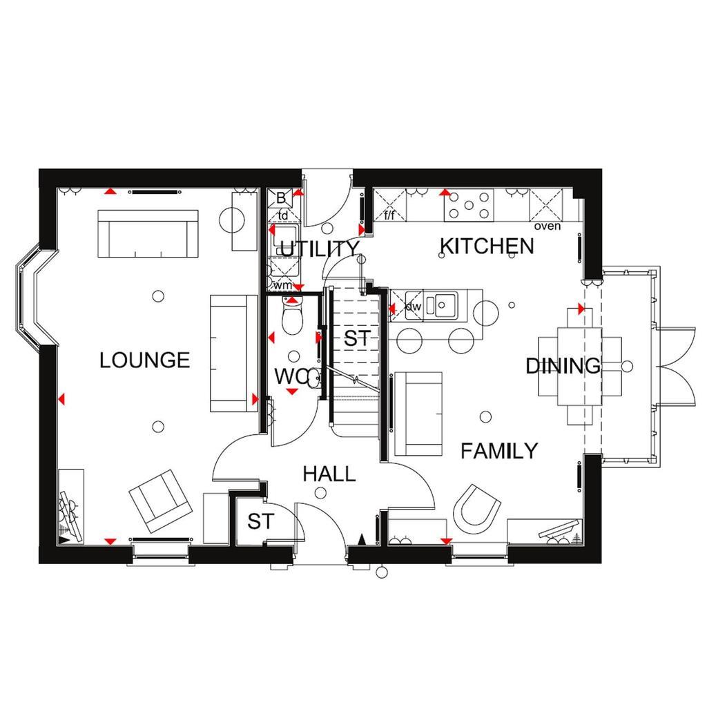 Floorplan 1 of 3: Gf
