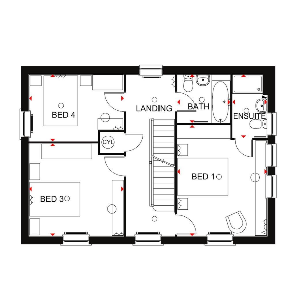 Floorplan 2 of 3: Ff