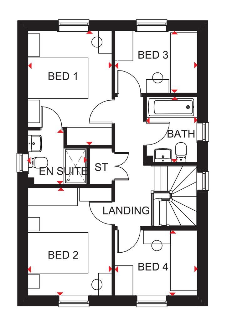 Floorplan 2 of 2: Ingleby FF