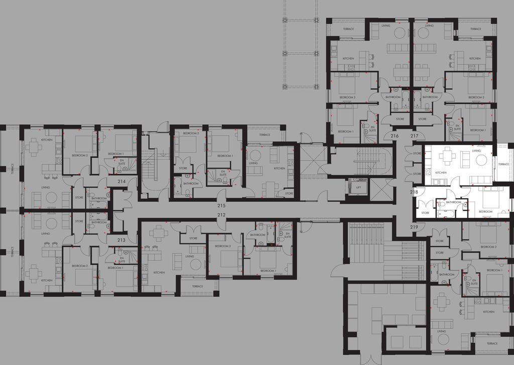 Floorplan: Plot 218 Medallion House floor plan