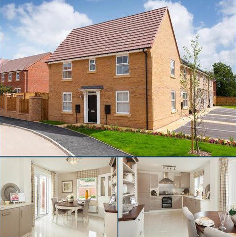3 bedroom end of terrace house for sale - Harland Way, Cottingham, COTTINGHAM