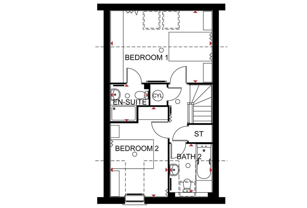 Floorplan 3 of 3: SF Plan