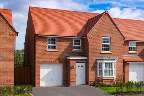 4 bedroom detached house for sale - Plot 248, MILLFORD at Highfields, Alton Way, Littleover, DERBY DE23