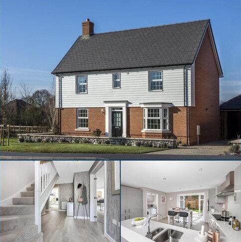 4 bedroom detached house for sale - Plot 1, Layton at Dickens Gate, Marden Road, Staplehurst, TONBRIDGE TN12