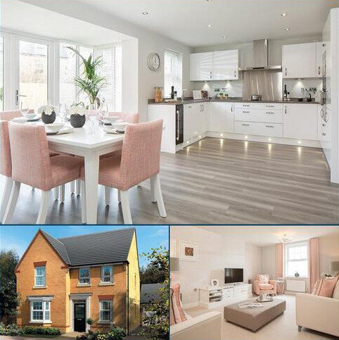 4 bedroom detached house for sale - Plot 48, HOLDEN at Springfield Gardens, Newport Road, St Mellons, CARDIFF CF3