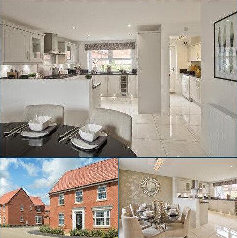 4 bedroom detached house for sale - Plot 75, Avondale at Fairfield Croft, Shipton Road, York, YORK YO30