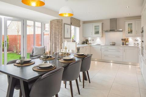 4 bedroom detached house for sale - Plot 236, HOLDEN at Highfields, Alton Way, Littleover, DERBY DE23