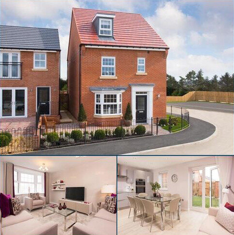 4 bedroom detached house for sale - Plot 27, Bayswater at Cherry Tree Park, St Benedicts Way, Ryhope, SUNDERLAND SR2