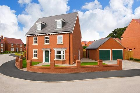 5 bedroom detached house for sale - Ellerbeck Avenue, Nunthorpe, MIDDLESBROUGH