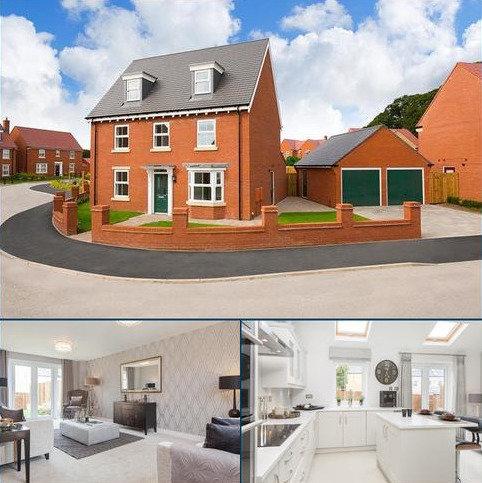 5 bedroom detached house for sale - Ellerbeck Avenue, Nunthorpe, MIDDLESBROUGH
