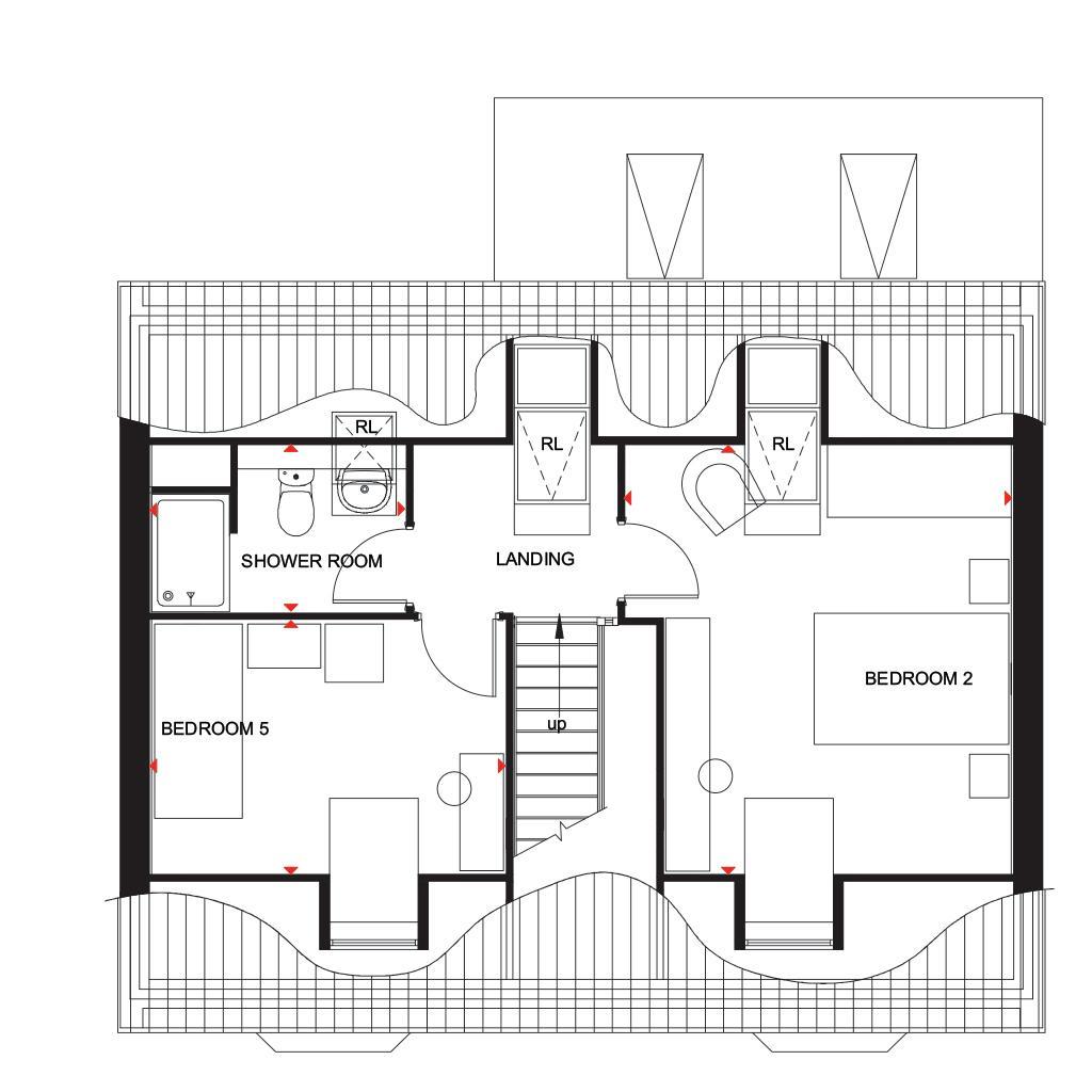 Floorplan 3 of 3: Ermerson sf