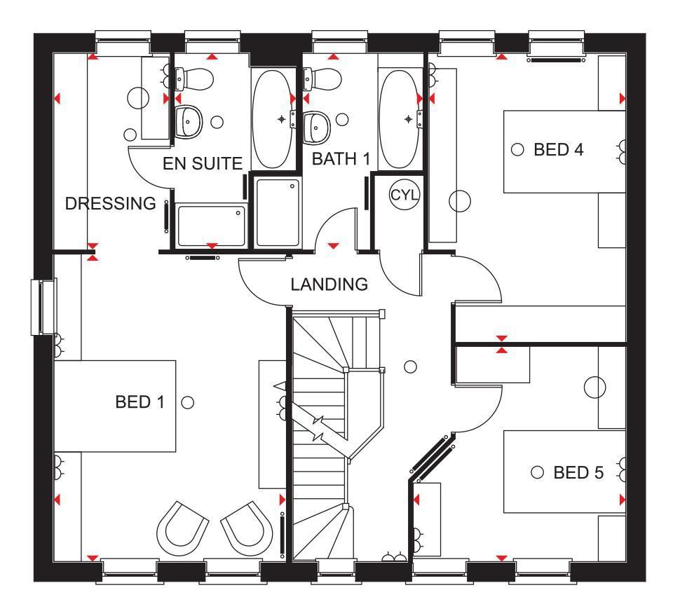 Floorplan 2 of 3: T