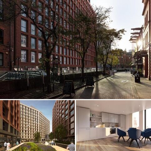 2 bedroom flat for sale - Linter Building, Manchester New Square, M1