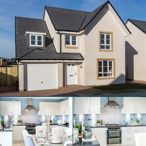 4 bedroom detached house for sale - Auchinleck Road, Robroyston, GLASGOW
