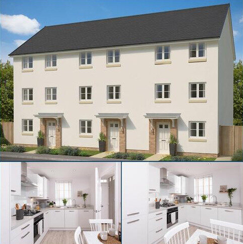 4 bedroom terraced house for sale - Plot 39, Leven at Thornton View, Redwood Drive, East Kilbride, GLASGOW G74