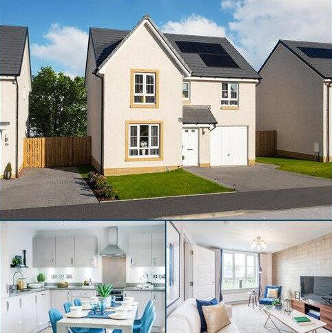 4 bedroom detached house for sale - Plot 102, Dunbar at Braes of Yetts, Waterside Road, Kirkintilloch, GLASGOW G66
