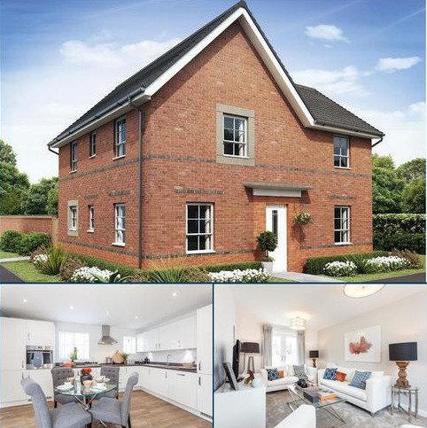 4 bedroom detached house for sale - Leadon Way, Ledbury, LEDBURY