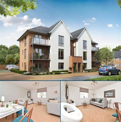 2 bedroom apartment for sale - Burney Drive, Wavendon