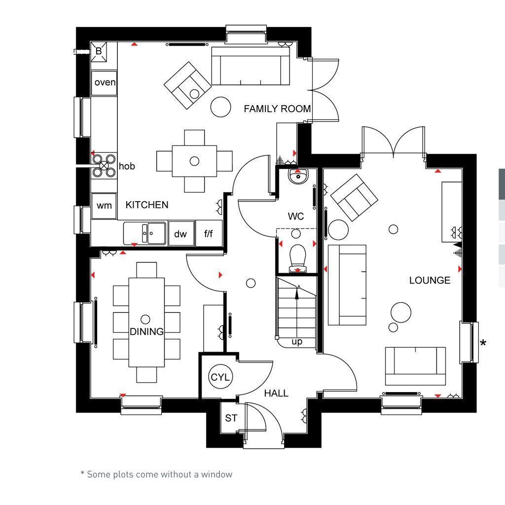Floorplan 2 of 2: Lincoln ground floor
