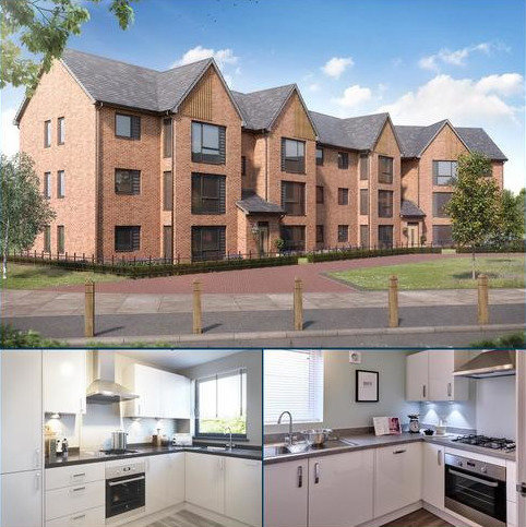 2 bedroom apartment for sale - Beggars Lane, New Lubbesthorpe, LEICESTER