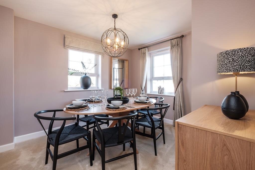 Alderney Dining Room