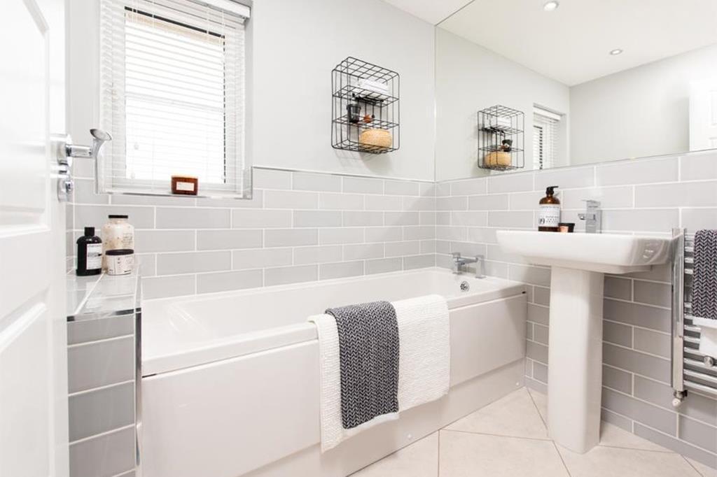 Typical Folkestone bathroom