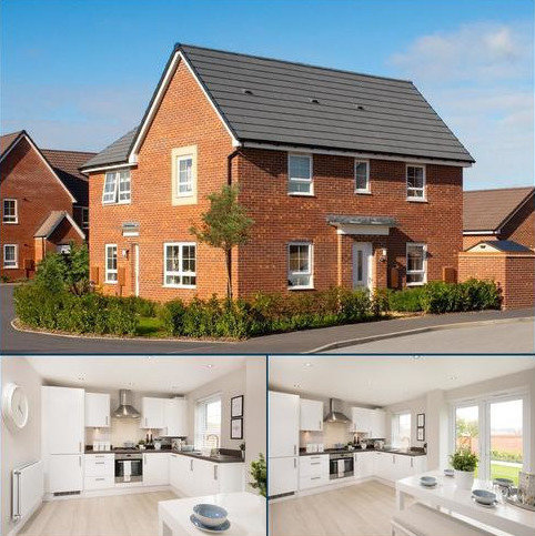 3 bedroom semi-detached house for sale - Plot 4, Moresby at Knights Park, Lancaster Avenue, Watton, THETFORD IP25
