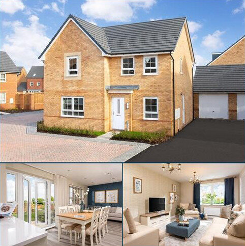 4 bedroom detached house for sale - Plot 155, Radleigh at St Oswald's View, Methley, Station Road, Methley, LEEDS LS26