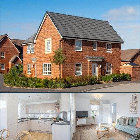 3 bedroom semi-detached house for sale - Plot 49, Moresby at Poppy Fields, Cottingham, Harland Way, Cottingham, COTTINGHAM HU16