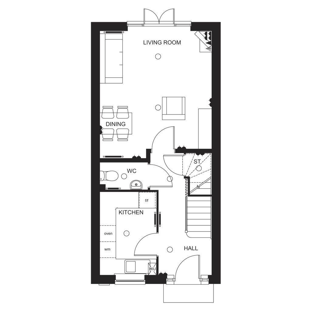 Floorplan 1 of 2: Dean gf