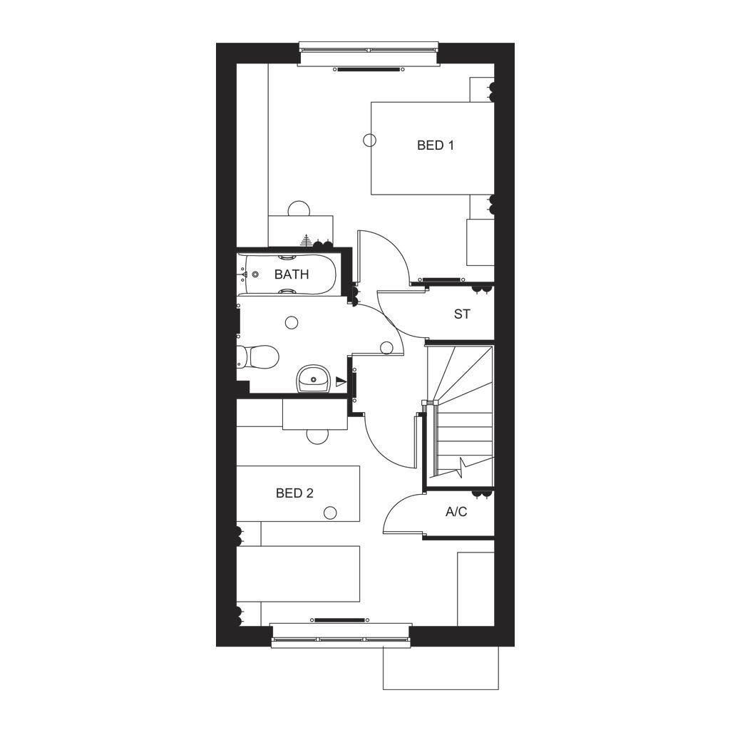 Floorplan 2 of 2: Dean ff