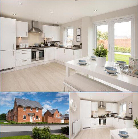 3 bedroom detached house for sale - Plot 27, Moresby at Kingsley Meadows, Harrogate, Kingsley Rd, Harrogate, HARROGATE HG1