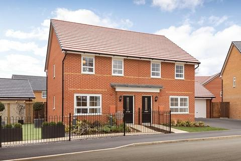 3 bedroom end of terrace house for sale - Genesis Way, Consett, CONSETT