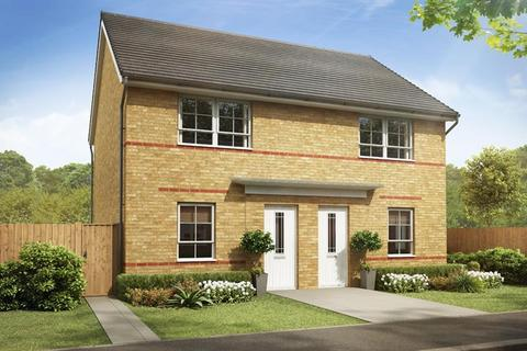 2 bedroom semi-detached house for sale - Hebron Avenue, Pegswood, MORPETH