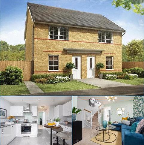 2 bedroom semi-detached house for sale - Plot 13, Kenley at Blossom Park, Hebron Avenue, Pegswood, MORPETH NE61