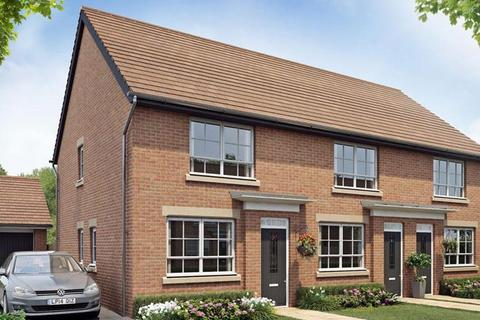 2 bedroom end of terrace house for sale - Beggars Lane, New Lubbesthorpe, LEICESTER