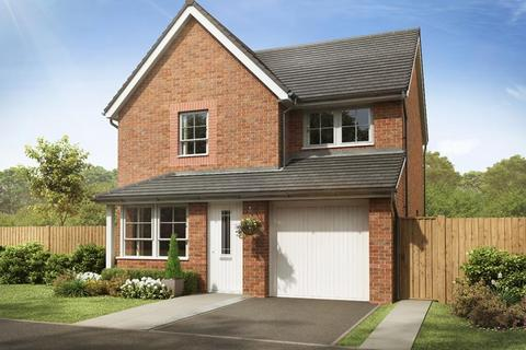 3 bedroom detached house for sale - Hebron Avenue, Pegswood, MORPETH