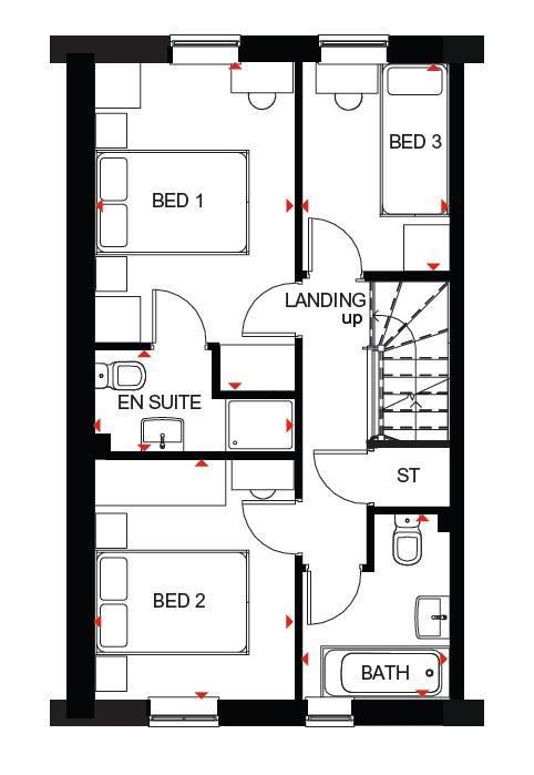 Floorplan 2 of 2: Folkestone FF Plan
