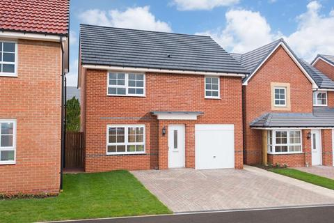 4 bedroom detached house for sale - Hebron Avenue, Pegswood, MORPETH