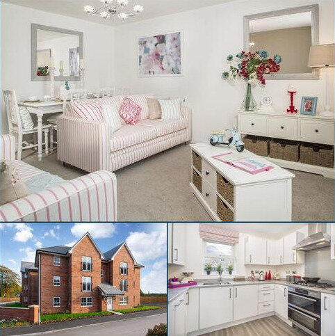 2 bedroom apartment for sale - Plot 47, Falkirk at Prospect Rise, Shackleton Close, Whitby, WHITBY YO21