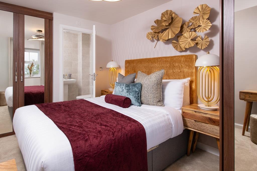 Maidstone master bedroom en suite