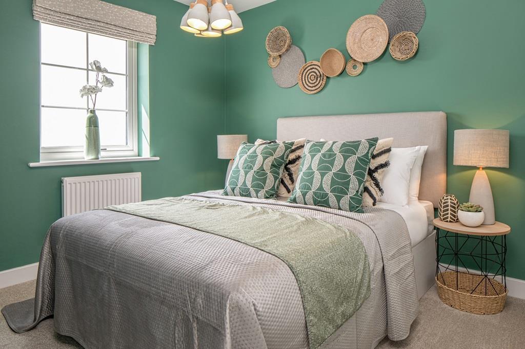 Bedroom 2 roseberry