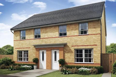 3 bedroom semi-detached house for sale - Hebron Avenue, Pegswood, MORPETH