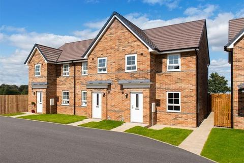 3 bedroom terraced house for sale - Plot 262, Palmerston at Berry Edge, Genesis Way, Consett, CONSETT DH8